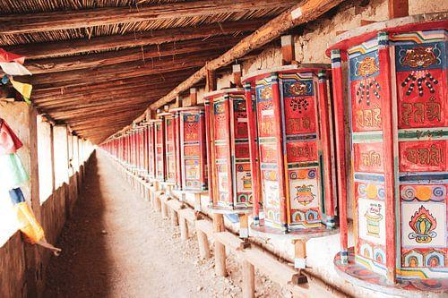 Tibetan Prayerwheels