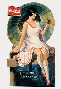 Affiche Coca Cola