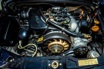 Porsche Luftgekühlter Motor von Brian Morgan