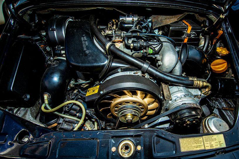 Porsche Luchtgekoelde Motor van Brian Morgan