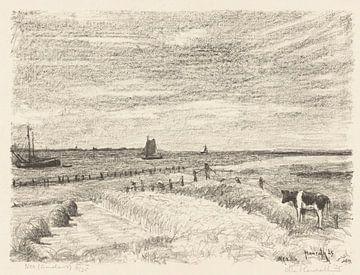 Nes (Ameland), Otto Hanrath, 1925 von Atelier Liesjes