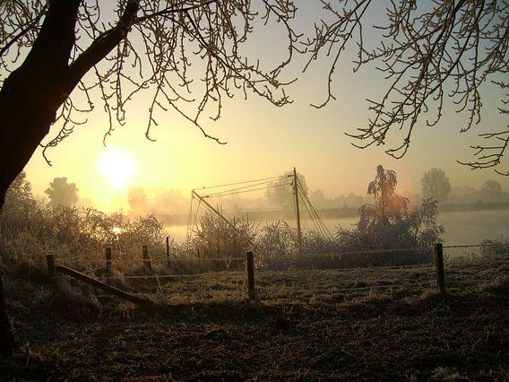 Winterwonderland van Hyppy Picture