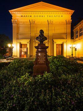 Berlin – Maxim Gorki Theater / Sing-Akademie sur Alexander Voss