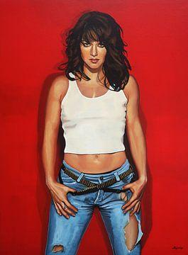 Ellen ten Damme Painting sur Paul Meijering