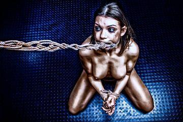 Nude tied slave von Rod Meier
