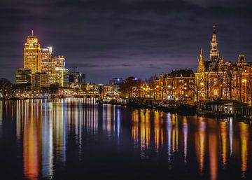 The amsterdam nights van Rahul Patil