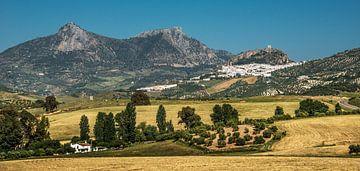 Zahara de la Sierra sur Harrie Muis