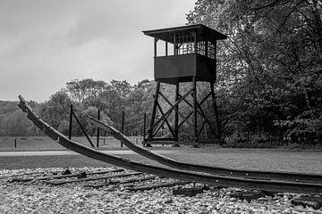 Kamp westerbork van Guido Akster