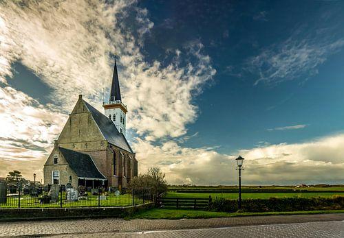 Kerk Den Hoorn Texel van