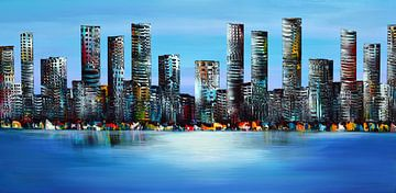 Skyline City sur