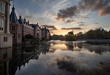 Der Sonnenuntergang des Parlaments von Koen Sachse