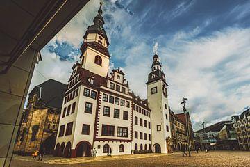 Das neue Rathaus in Chemnitz von Johnny Flash