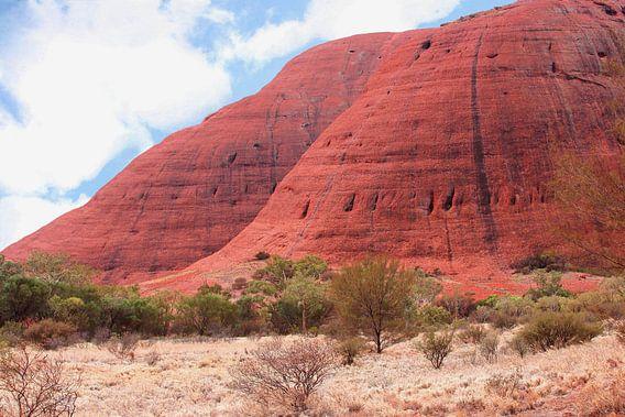 Olgas - Kata Tjuta, Australië