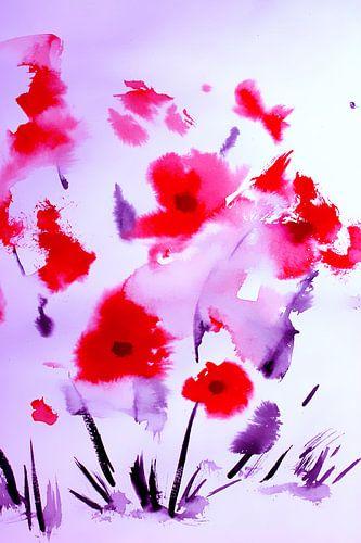 Blumenbeet von M.A. Ziehr