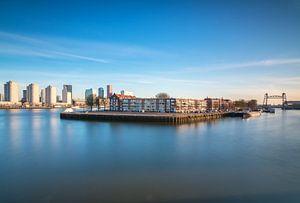 Noordereiland in Rotterdam