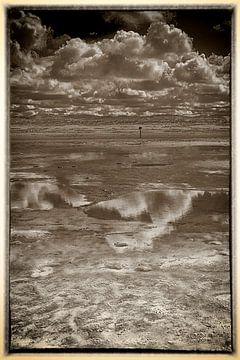 Noordzee briesje 06 van Erich Krätschmer