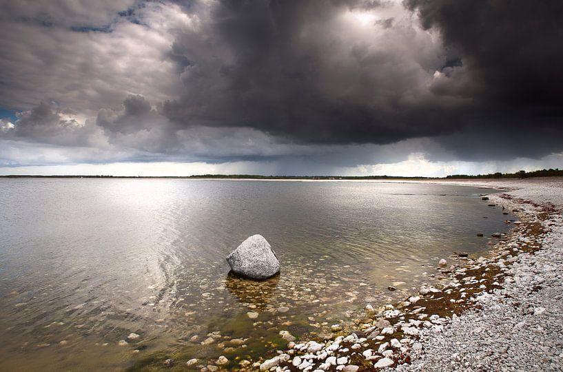 Calm after the storm von Sonja Pixels