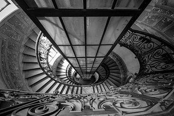 Treppenhaus von Jeroen Kenis