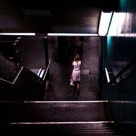 Metro van Kim Verhoef