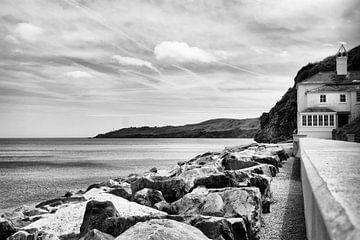 britische Küste von Dick Carlier