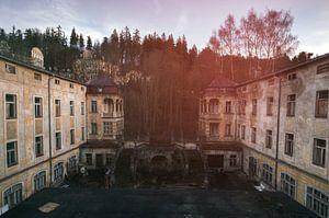 Het tijdloze hotel