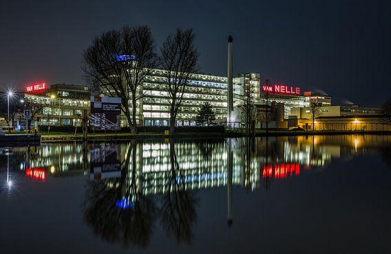 Van Nelle Fabriek in Rotterdam van MS Fotografie