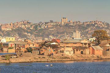 Antananarivo Madagaskar von Dennis van de Water