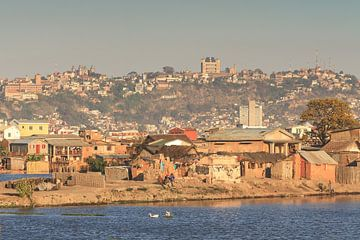 Antananarivo Madagaskar van Dennis van de Water