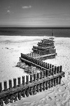 Zigzag To The Sea van Urban Photo Lab