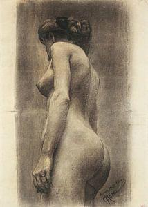 Studie über weibliche Nacktheit, 1910