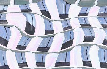 Verzerrte Räume von Frank Heinz