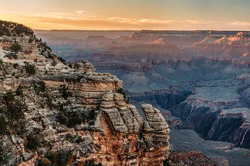 Der weltberühmte Grand Canyon von Bas Fransen