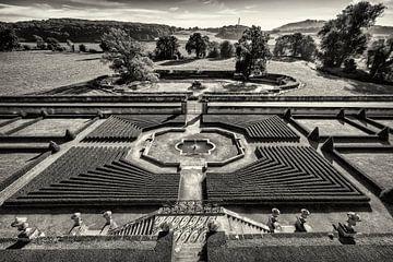 Garten Chateau Neercanne von Rob Boon