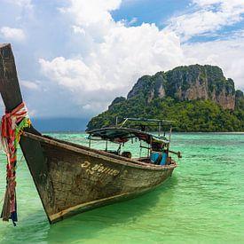 Longtailboot in Krabi van Easycopters