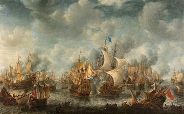 Seeschlacht von Terheide - Jan Abrahamsz Bierstraßen