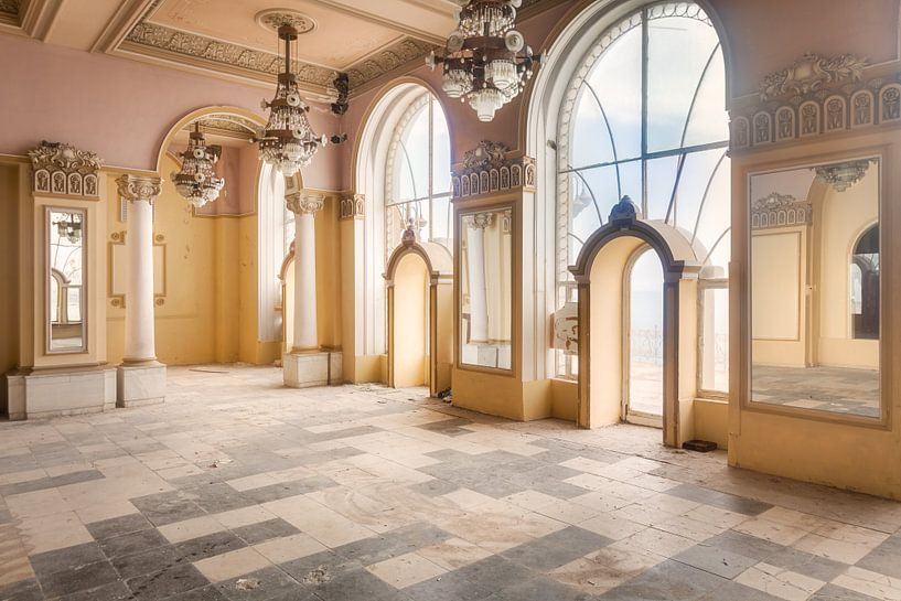 Spiegel Kamer. van Roman Robroek