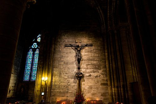 Notre-Dame Parijs - 4 von Damien Franscoise