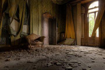 siège solitaire sur Kristof Ven