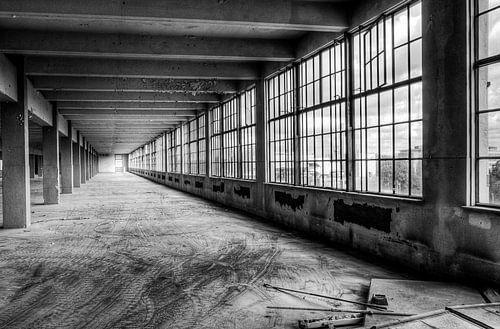 Strijp-S Eindhoven - voor de ombouw tot lofts van