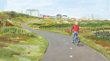 Radfahren im Süden von Yvon Schoorl
