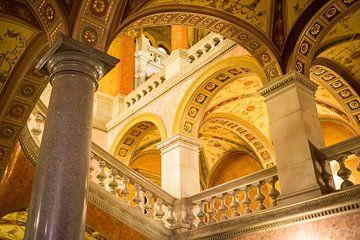 Opera Boedapest Hongarije van Erwin Zwaan