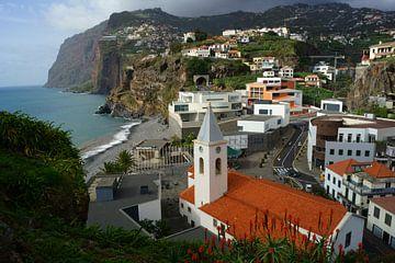 Camara de Lobos, Madeira von Michel van Kooten