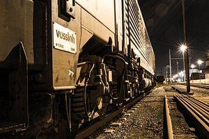 Urbex trein Antwerpen