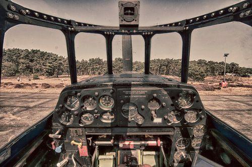 Cockpit Grumman Avenger