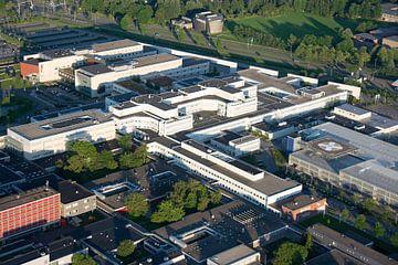 MCL Leeuwarden luchtfoto van Annette Schoof