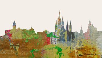 Wiesbaden in a nutshell van Harry Hadders