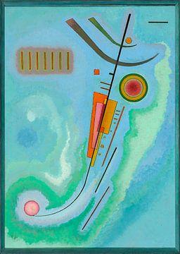 Leichtes, Wassily Kandinsky