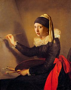 The joy of painting with Griet van