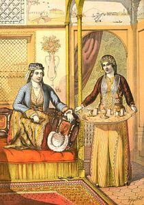 Turkije Turkey Türkiye 1862 Armeense dames