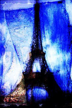 Der Eiffelturm von Peter Baak